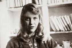 Plath; American poet, novelist and short story writer