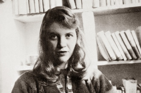 Plath; American poet, novelist and short story writer