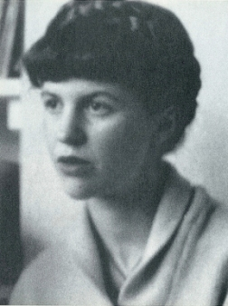 Sylvia Plath, photographed in Italy in the 1960s