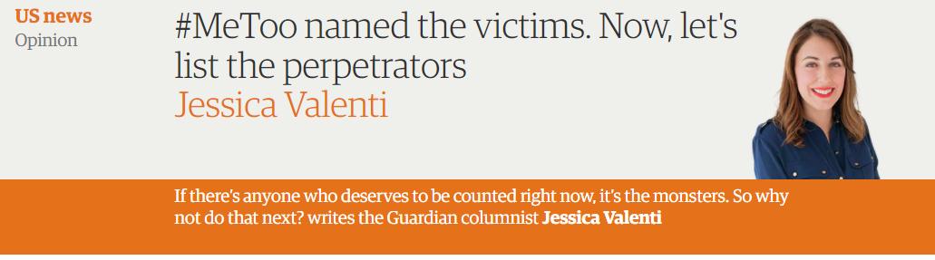 Guardian story metoo